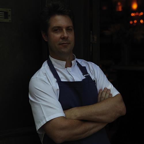 Puratierra argentine honest food,  Chef Martín Molteni