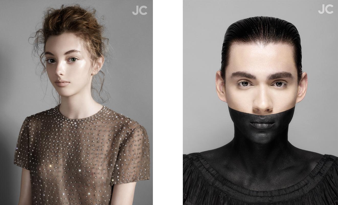 2014 JC Agency campaign . Jazmin Calcarami.