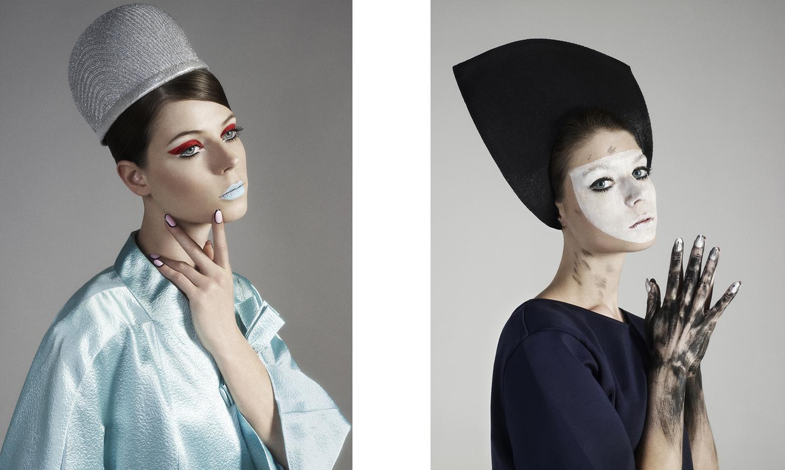 fashion editorial  Jazmin Calcarami