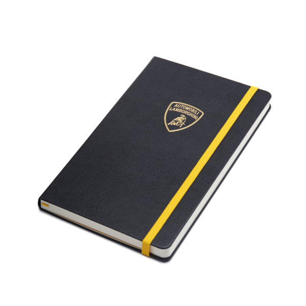 LAMBORGHINI MOLESKINE NOTEBOOK LARGE