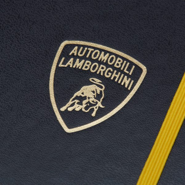 LAMBORGHINI MOLESKINE NOTEBOOK POCKET
