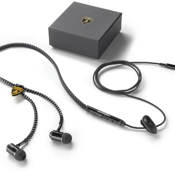 EARPHONES AUTOMOBILI LAMBORGHINI