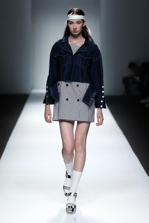 Shanghai Fashion Week Ss17 Welum