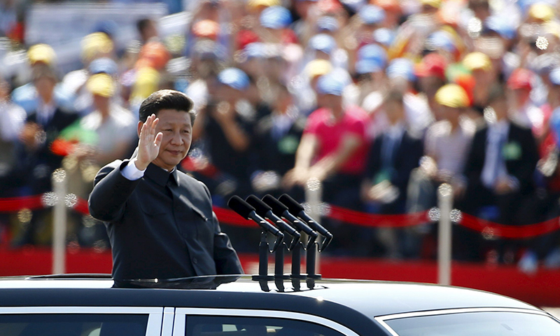 XI-at-Parade