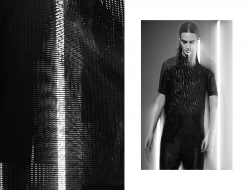 ph: Luciana Val & Franco Musso Make up: Jazmin Calcarami Estudio Hair: Juan Olivera Styling: Kostüme & Caro Urresti Space: Punto Ese Digital retouch: Studio 12 Models: Romina Hartwig & Martín Grinspun. Civiles.