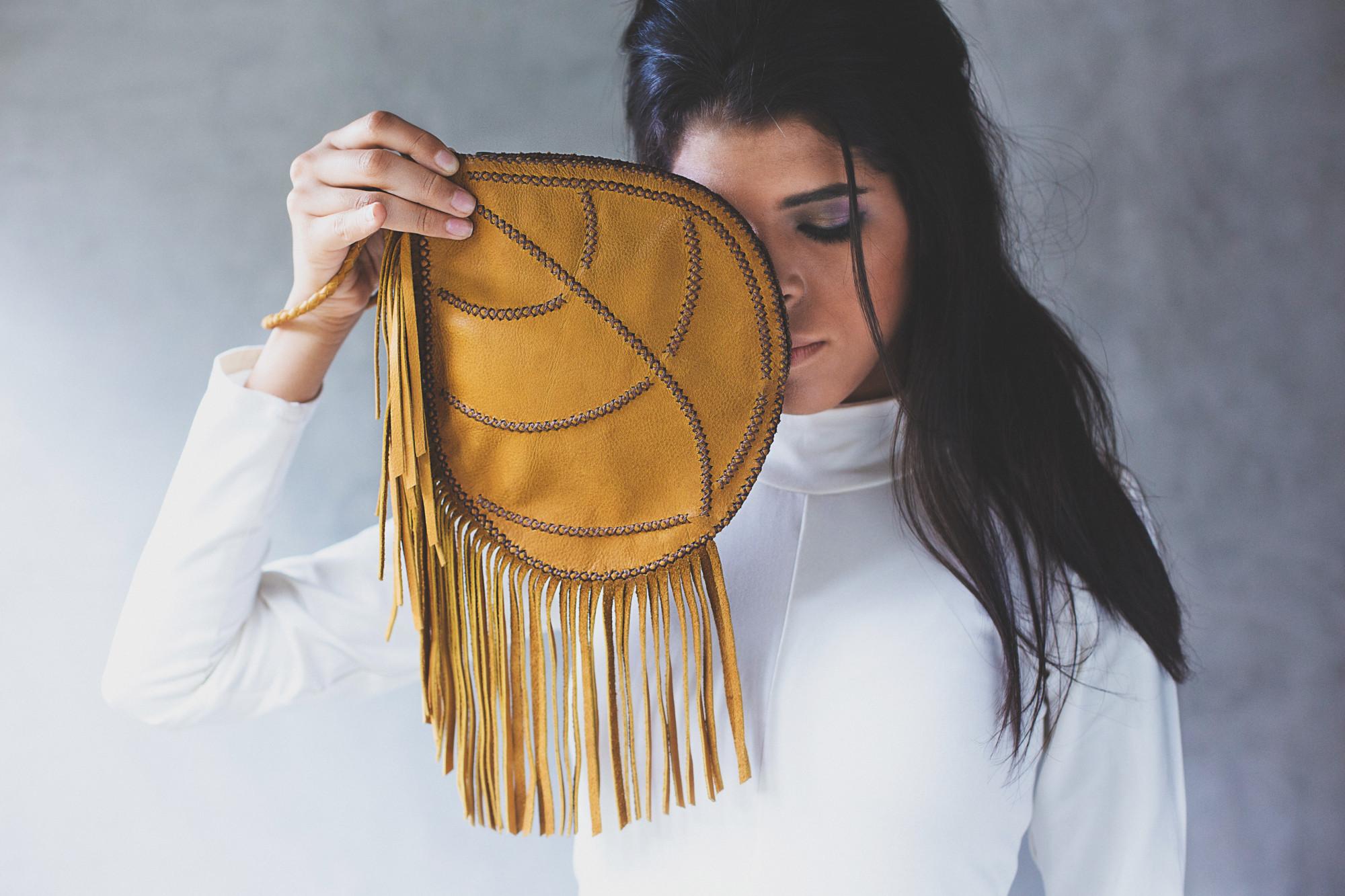 Kuero handbag