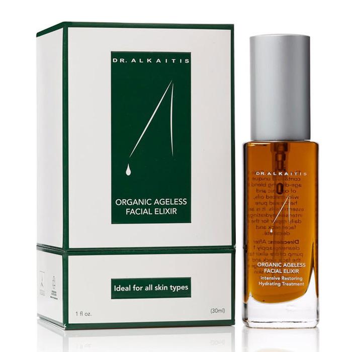 Organic Ageless Facial Elixir