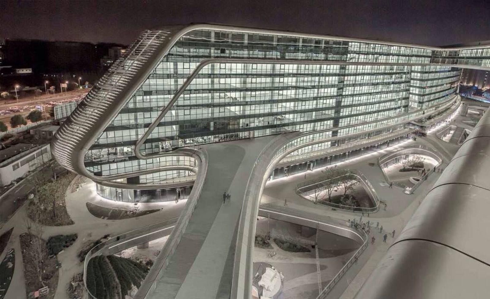 Shanghai Has Settled A New Milestone In Modern
