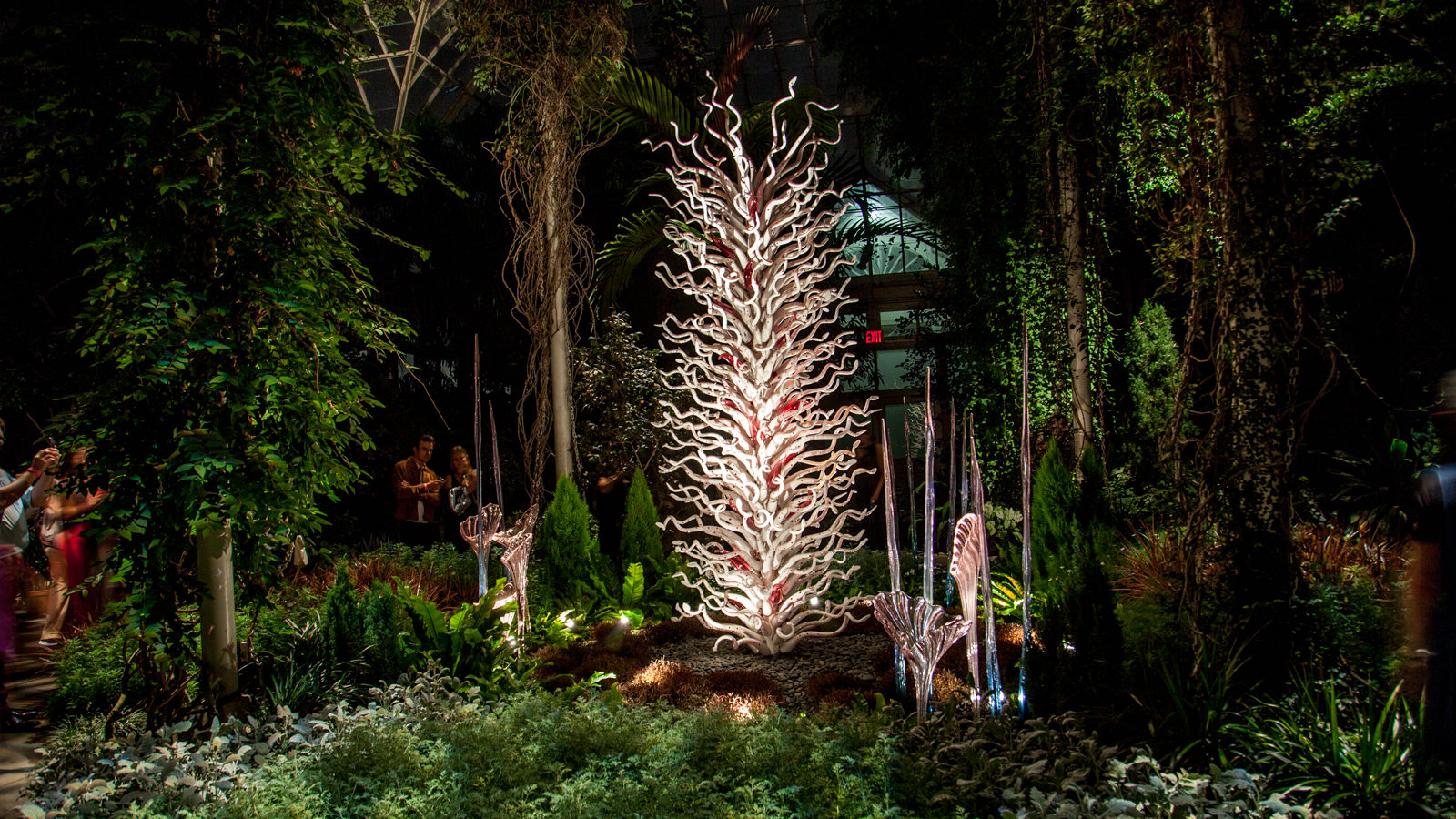 The Glass Sculptures Of Chihuly Nights Welum